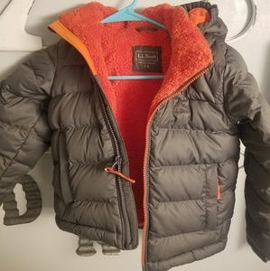6abe1489876c Kids  Ll Bean Down Jacket on Poshmark